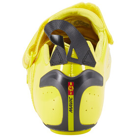 Mavic Cosmic Ultimate Tri Shoes Men Yellow Mavic/Black/Yellow Mavic